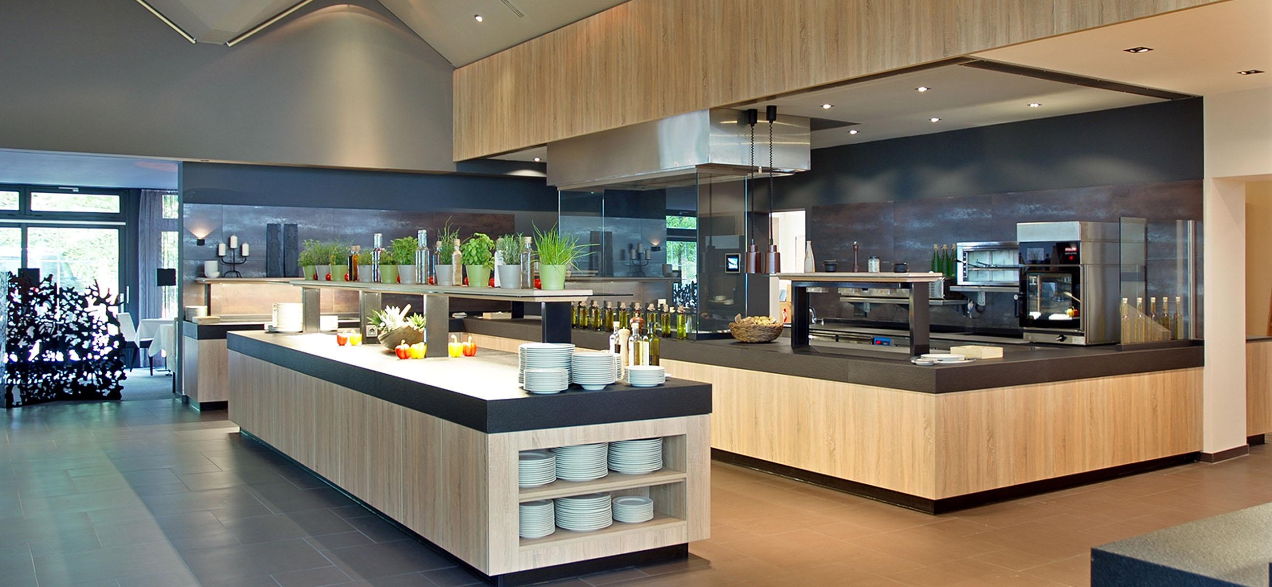 Fein Offene Küche Restaurant Galerie - Die Kinderzimmer Design Ideen - pecko.info